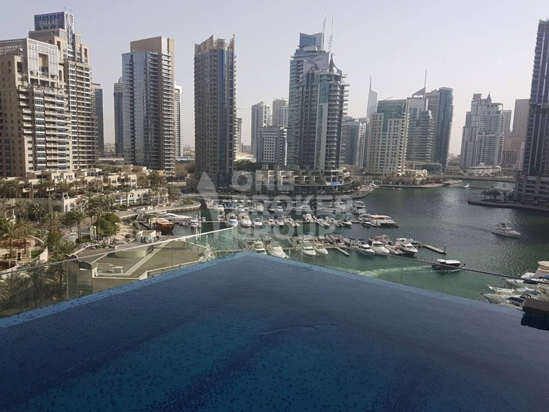 Best Deal! Full Marina View 1 BR for 1.75