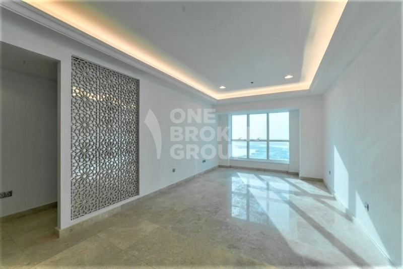 Fully Upgraded 2 Bed with Full Sea View |Vacant