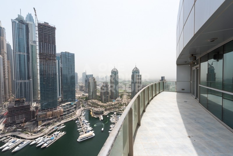 4Bed+M Penthouse, Breathtaking Palm View