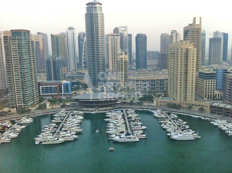 Reduced to rent, marina view, large layout