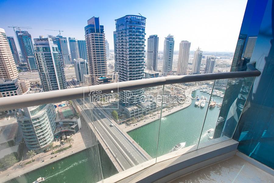 Brand New | High Floor | Marina View