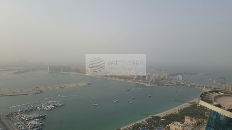 High Floor 1BR | Amazing Sea View | Best Deal