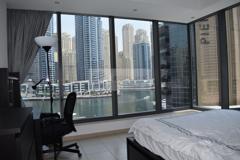 Great investment | 1 BR | Full Marina View