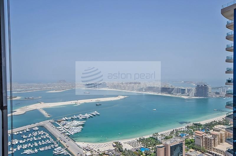 Sea View | Unfurnished  2BR | On High Floor
