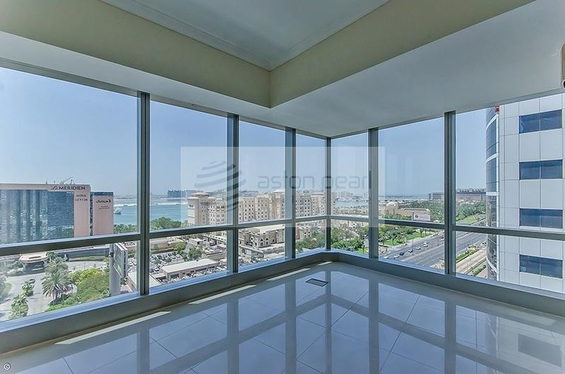 Vacant Now, Modified Spacious 2 BR, Full Sea View