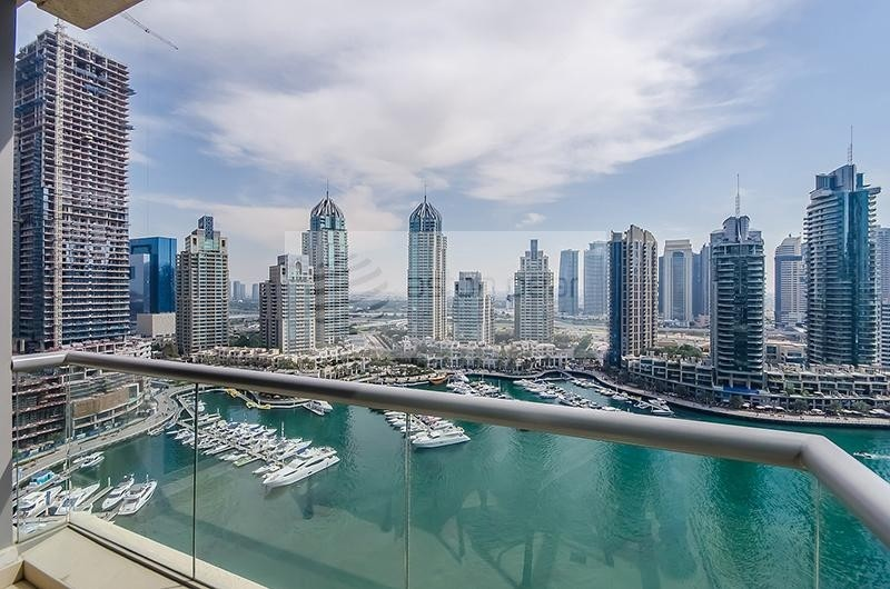 Full Marina View, 01 Type, 2BR, Vacant Soon