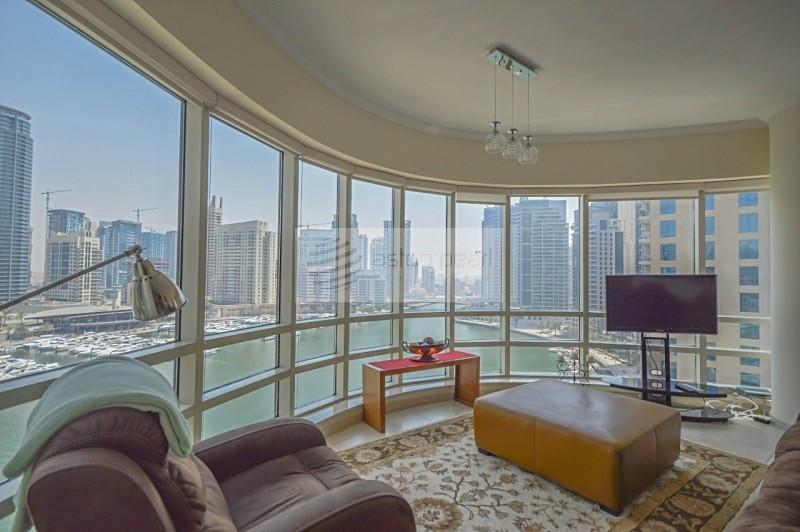 Best Layout 2BR | Full Marina View | Best Price!