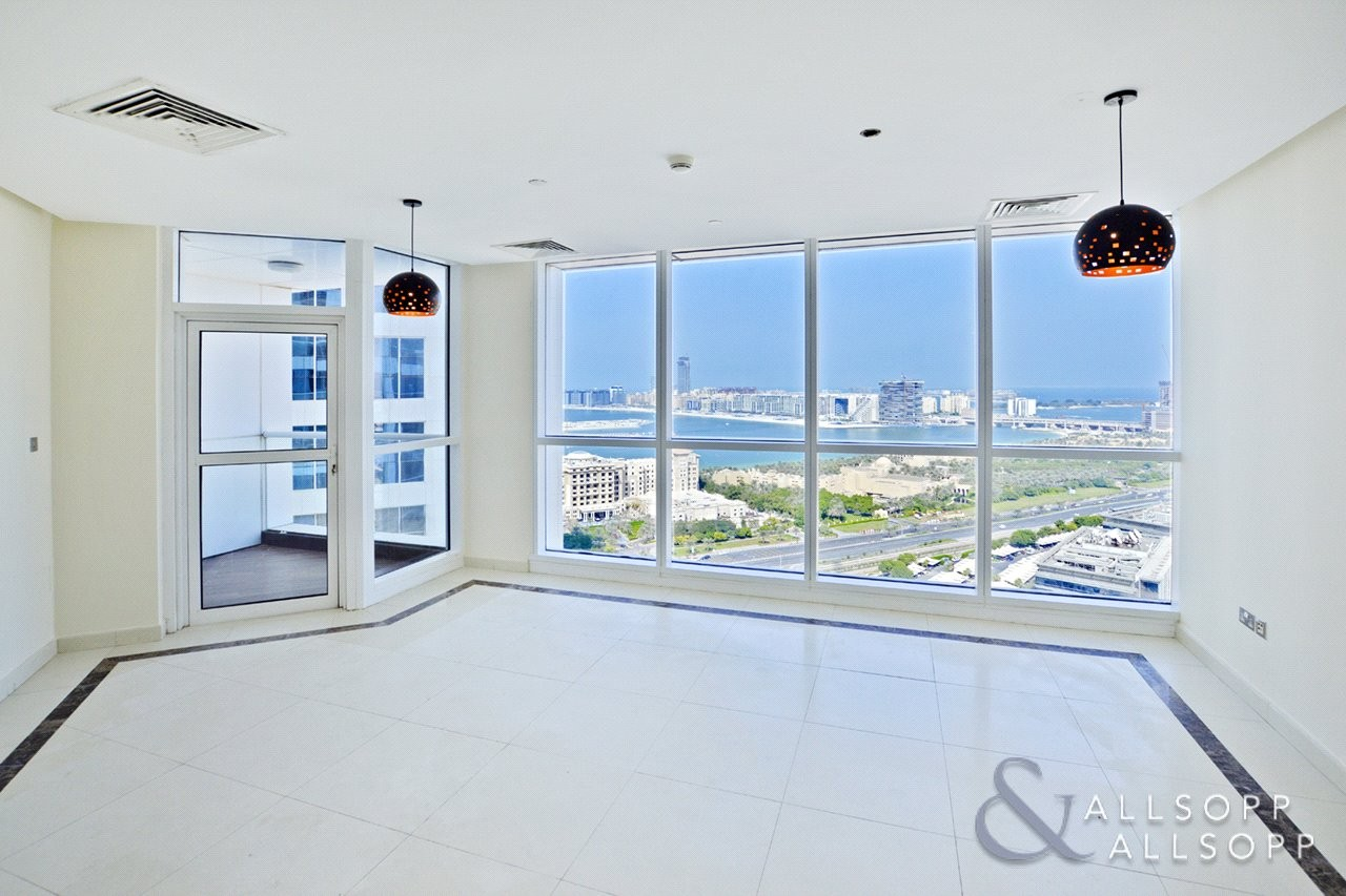 3 Bedroom | Sea and Palm Views | EXCLUSIVE