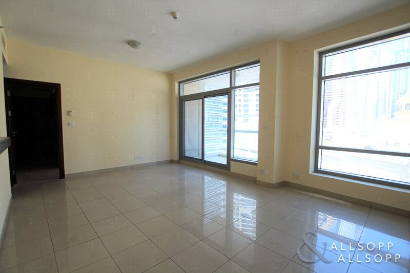 Unfurnished | 1BR | Ensuite | Marina Views