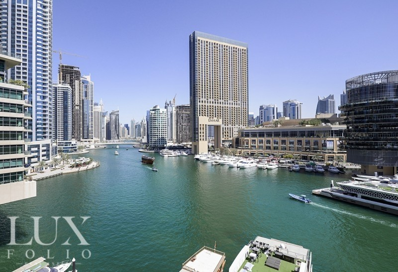 Dubai Marina Specialist | Full Marina View