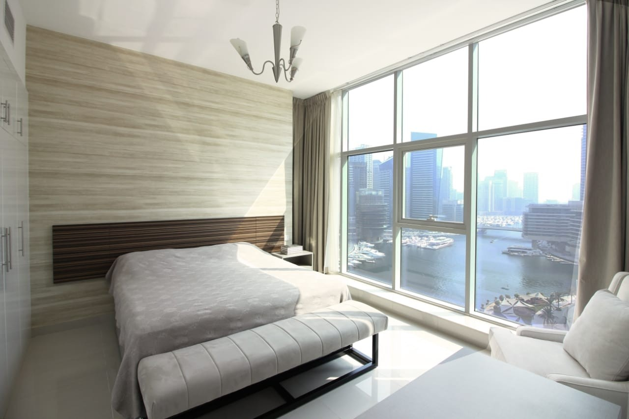 Hot Deal Full Marina View 2Bed+Maids room