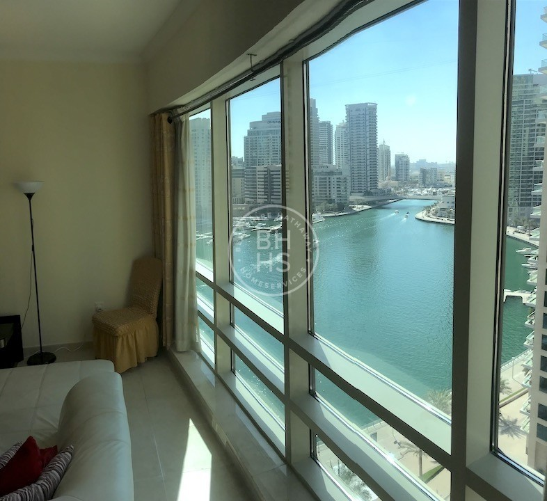 Furnished | Marina View | Chiller Free