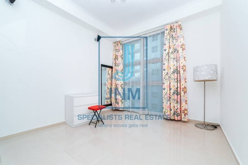 Vacant Exclusive! Well Maintained 1BR Apt | High Floor