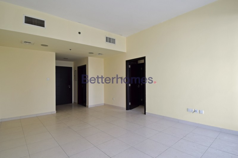 Spacious 1 Bed | Large Balcony | Available