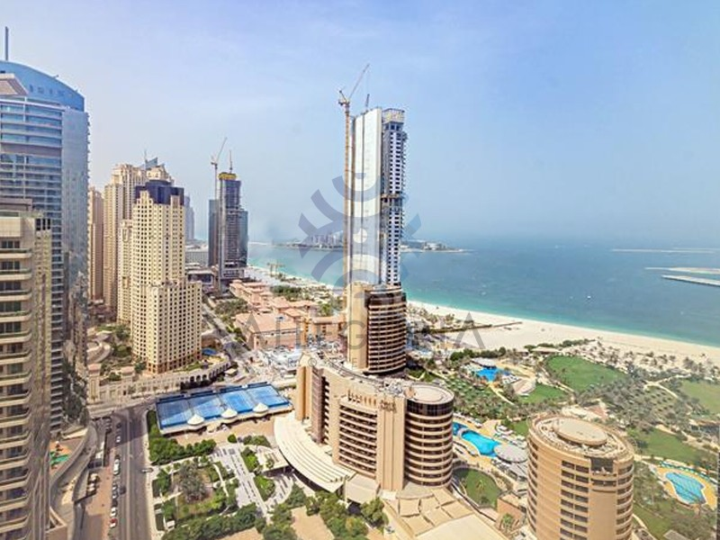 1 Bed in a High Floor with Full Sea View