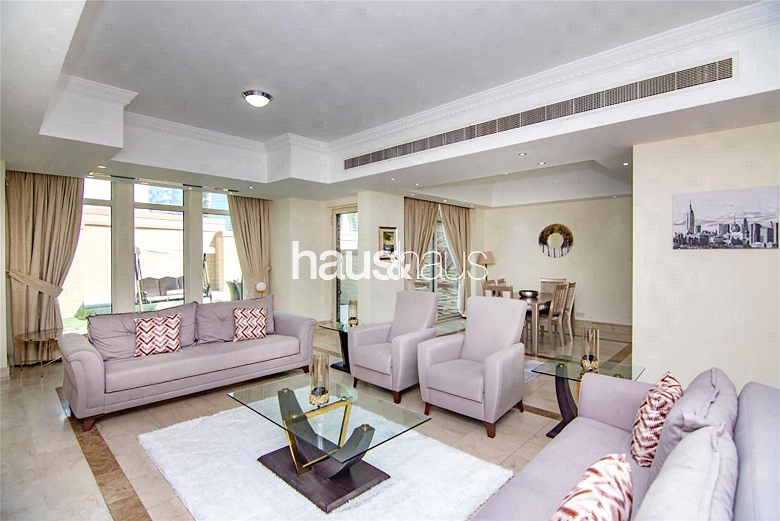 Emaar 6 Villa | Fully Upgraded | 3 + Maid