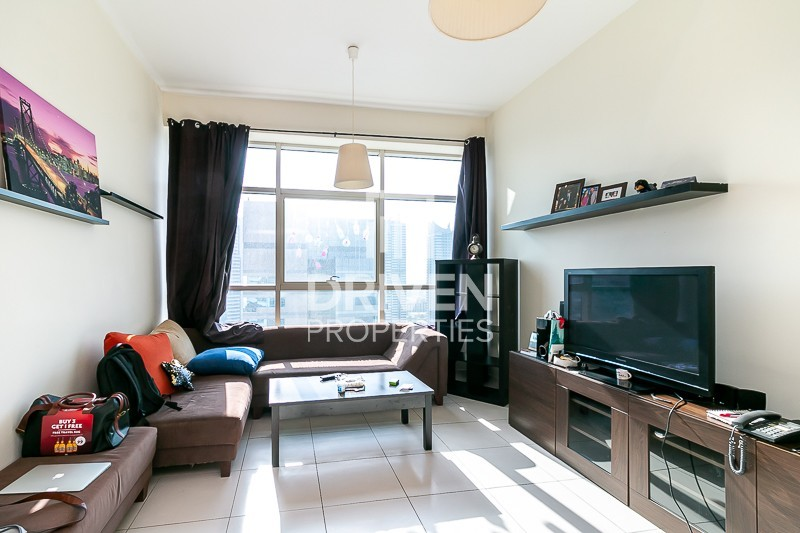 Spacious 2 Bed | Fully Furnished | Open view