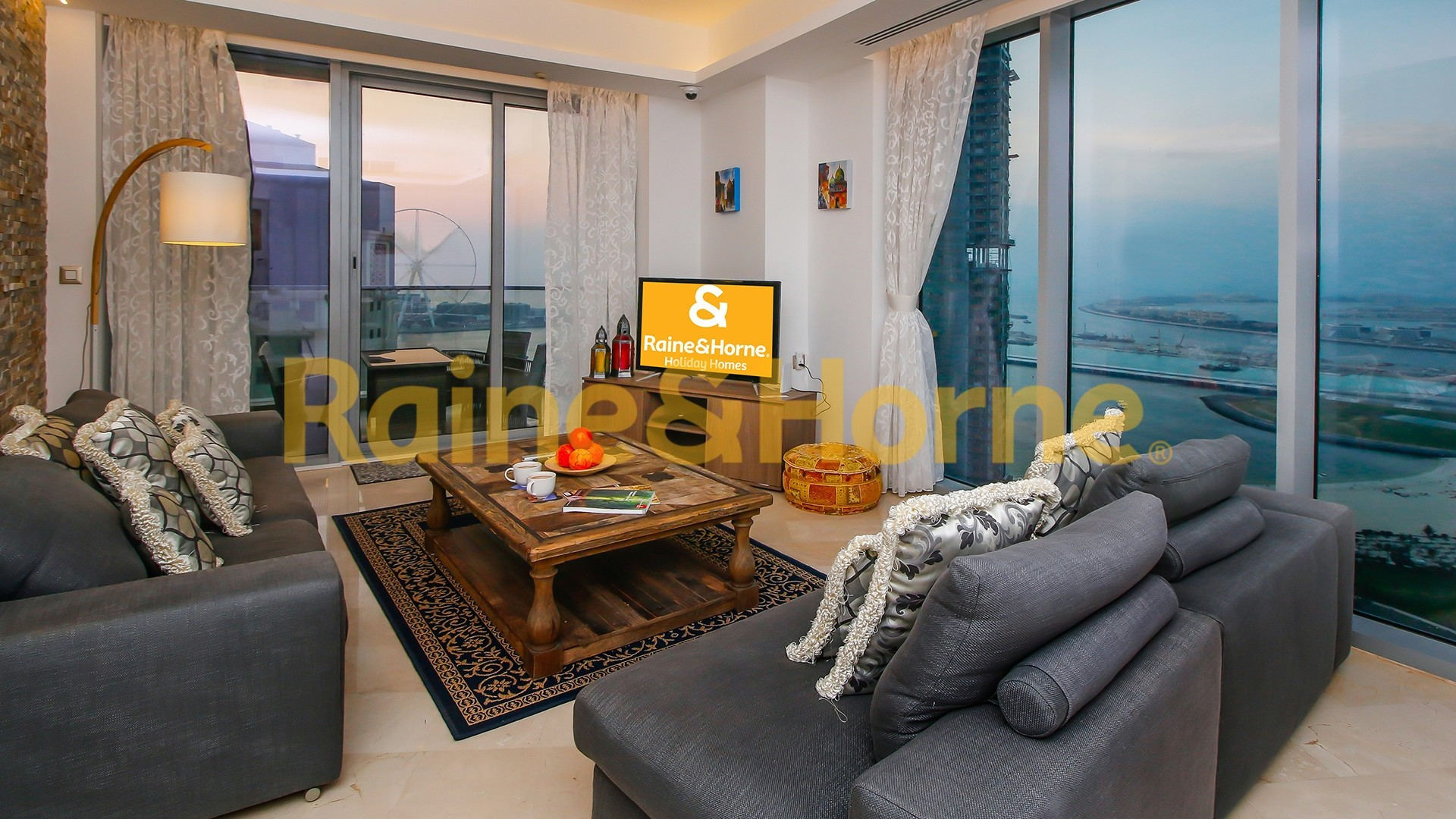 High floor with Sea & Palm Views | Motivated Seller