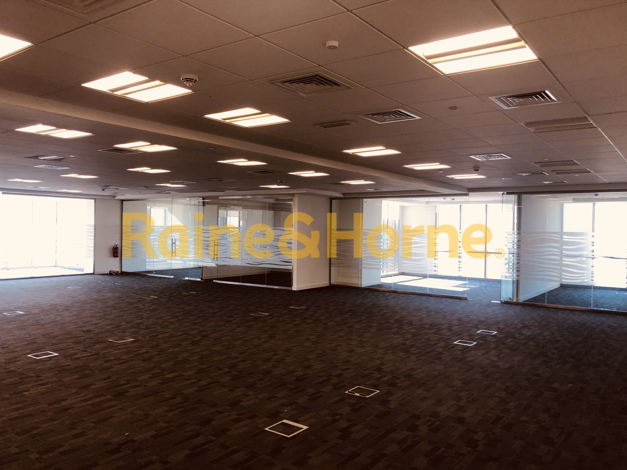 Magnificent Office 04 Series | Fitted, Partitioned
