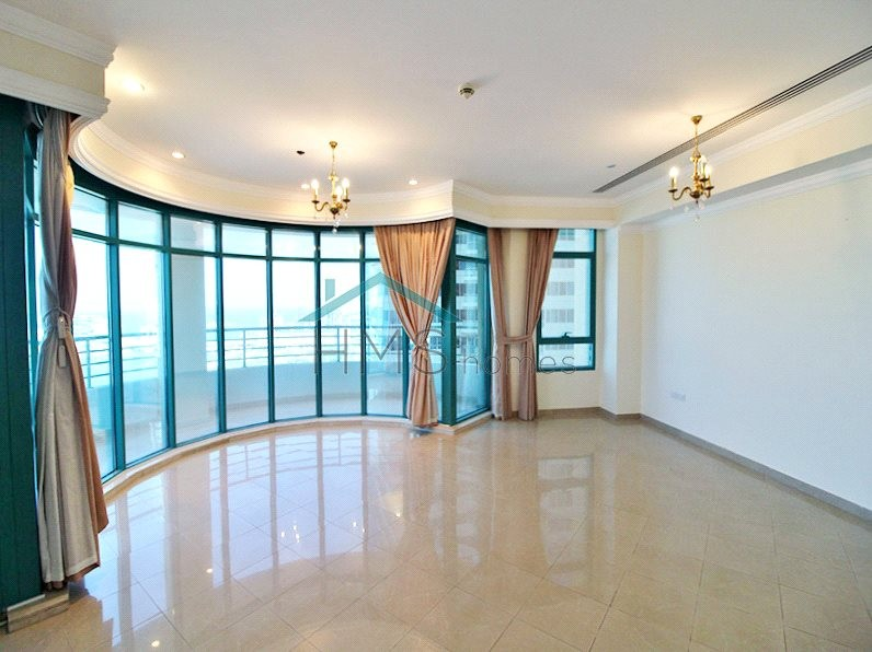 3BR+Maid | Sea View | Best Layout | Chiller Free