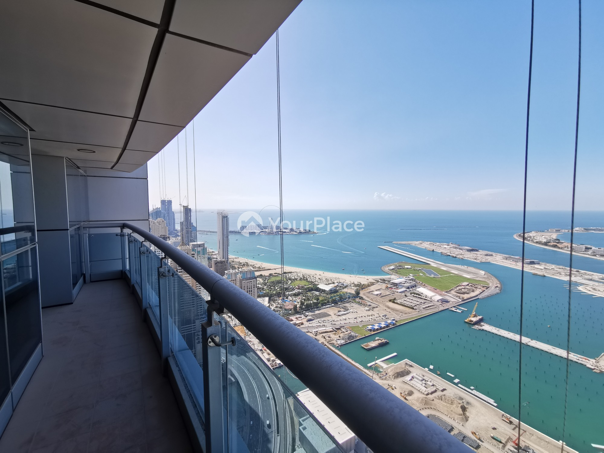 Superbe Panoramic Sea View - High Floor - Type 05