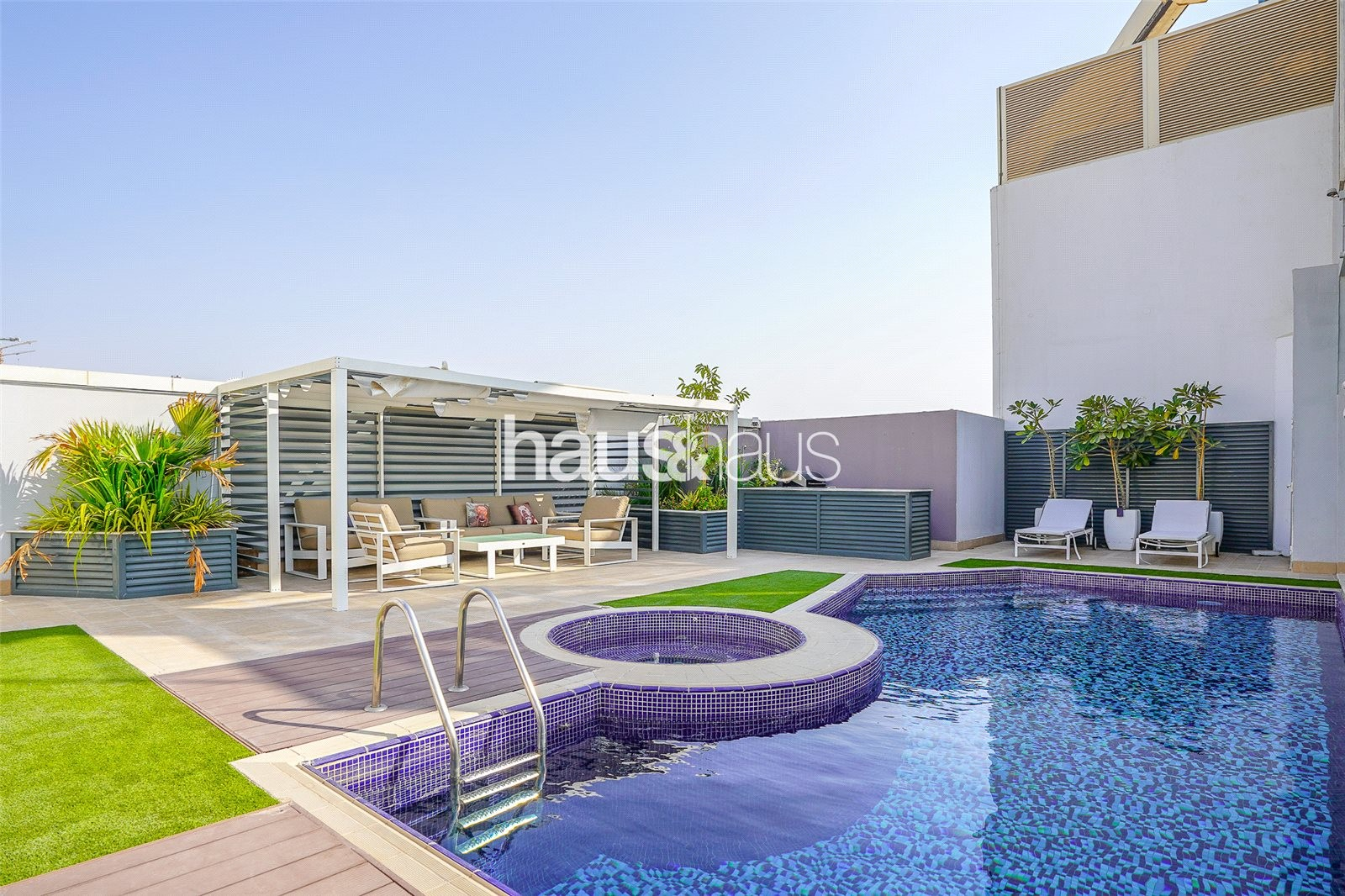 Private Pool | 10,000 Sq. Ft | Elevator | Top Floor