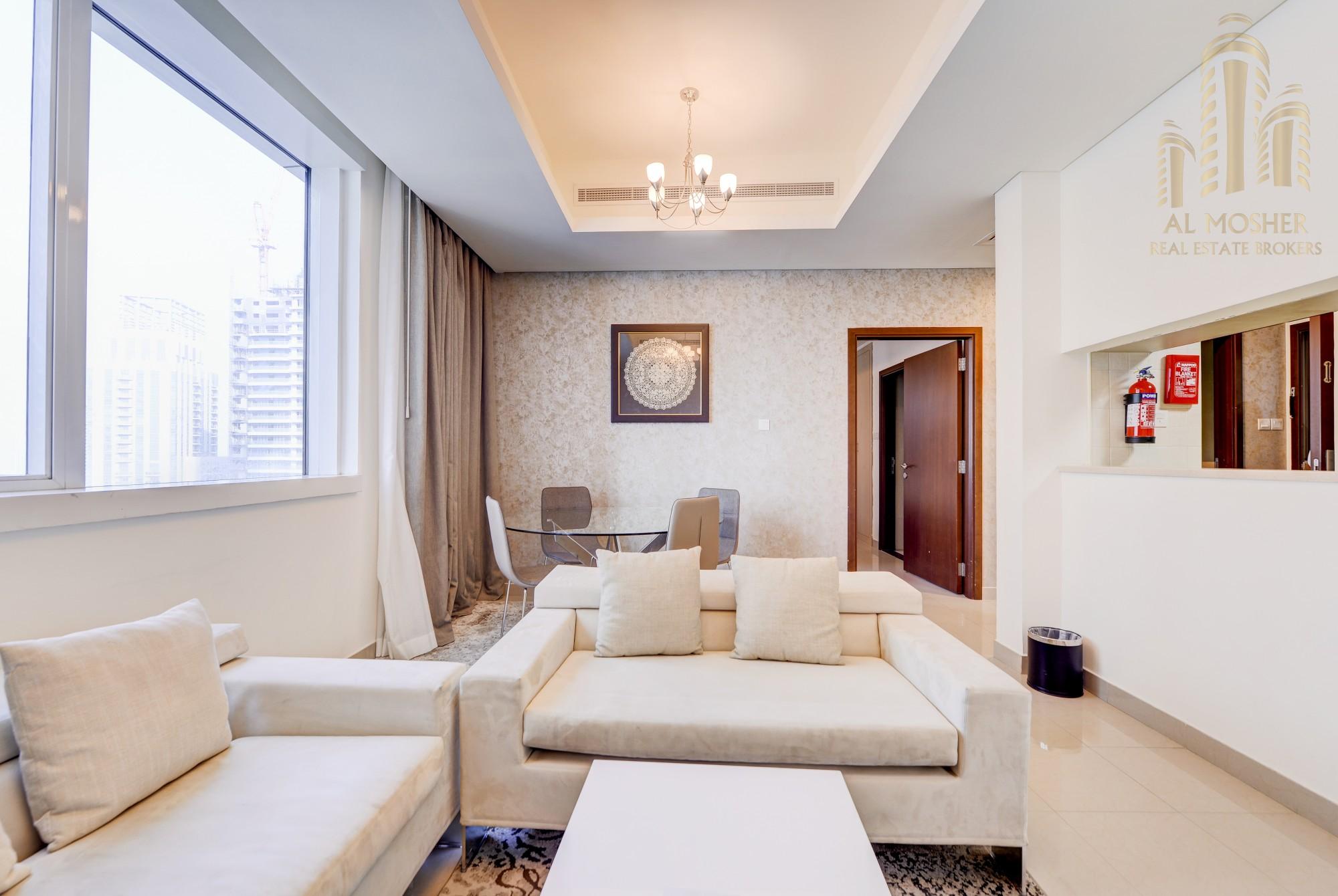 Furnished 1Bedroom Barcelo Residence |Chiller Free