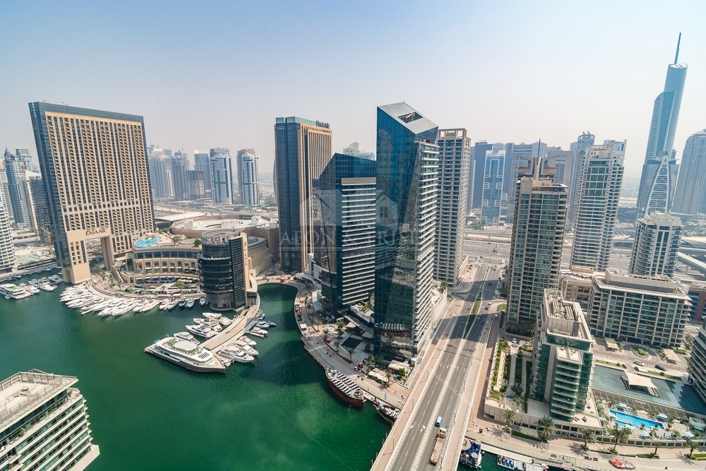 Panoramic Marina Views | Negotiable | High ROI
