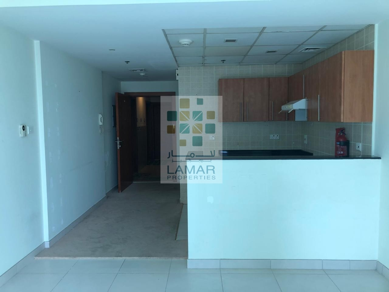 Multiple cheques Option- Studio for rent Marina View A