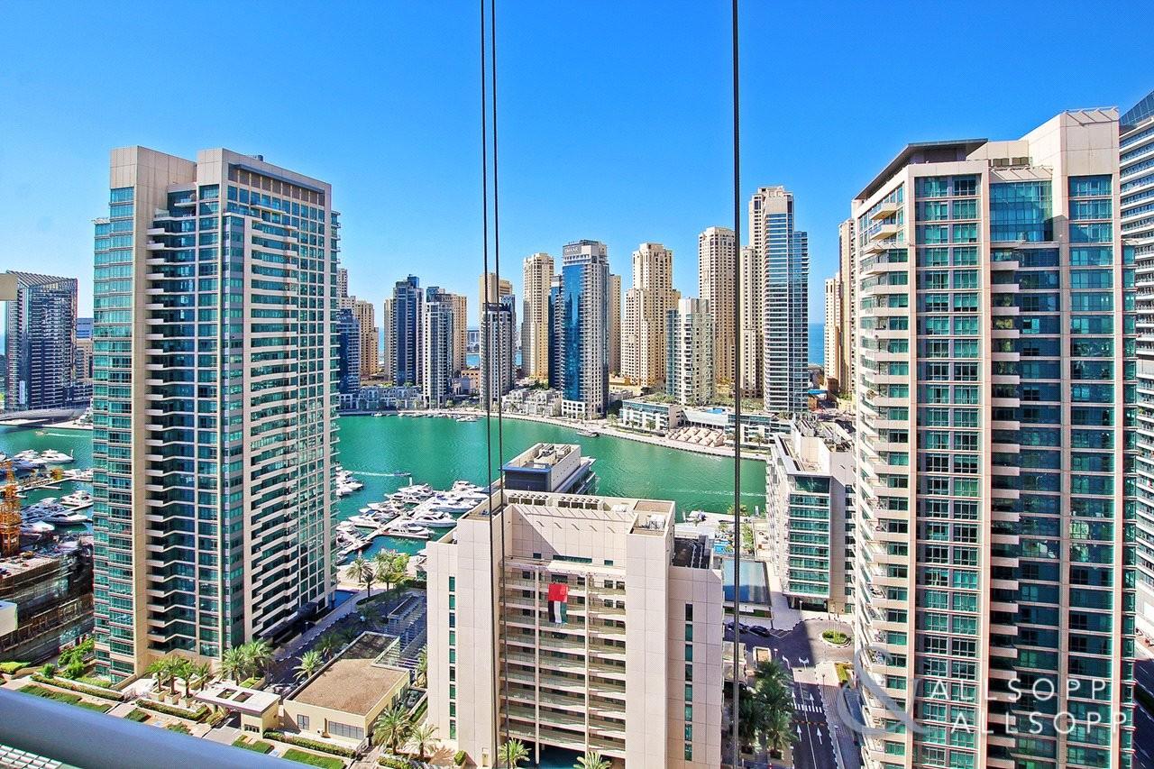 Fully Upgraded | 3 Bedrooms | Marina Views