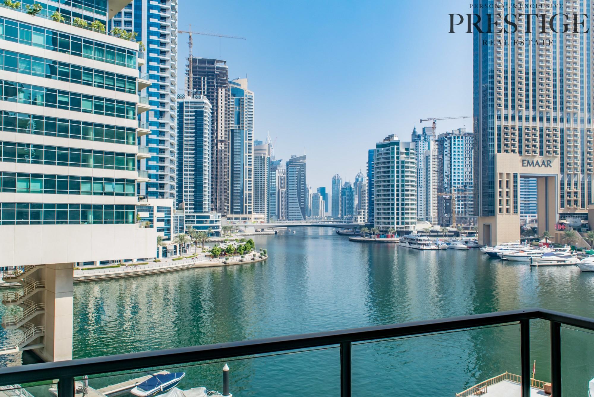 2 bedroom    unfurnished    Dubai Marina