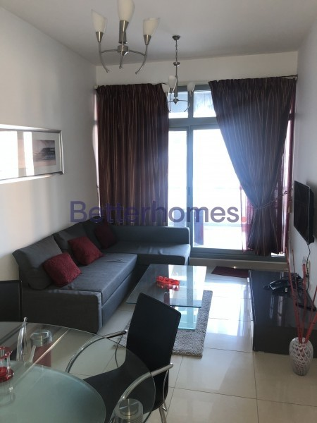 Furnished | One BR | Low Floor | Close To Metro