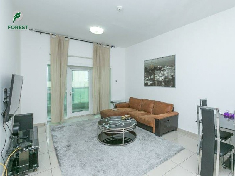 Fully Furnished|Partial Sea View|Vacant Mid of Dec