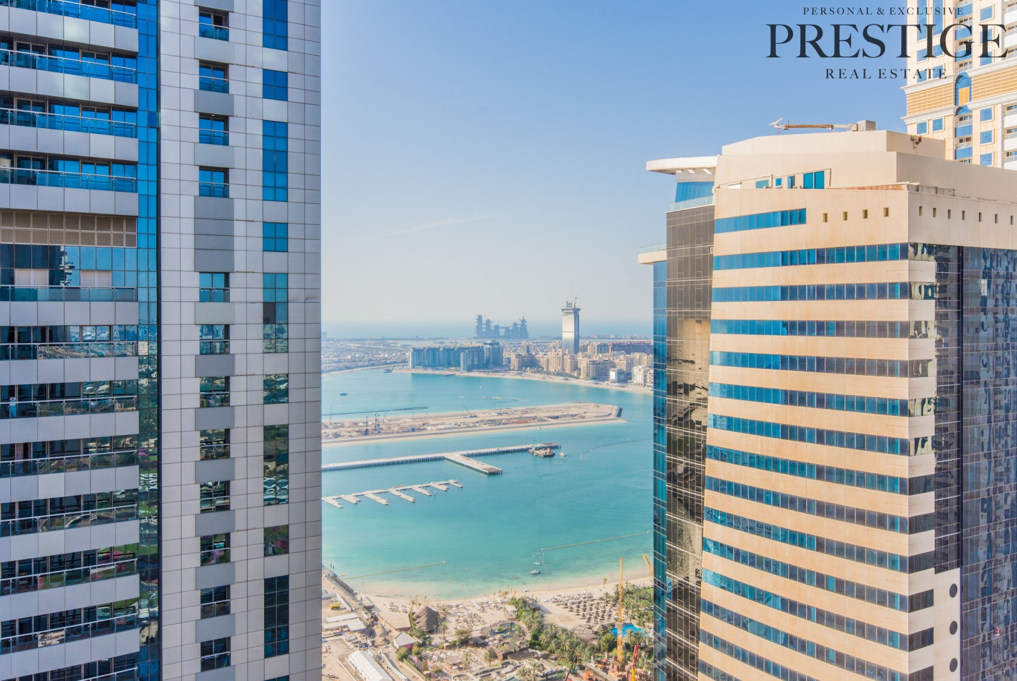 Fully Furnished 2BR |Sea View |Torch Tower