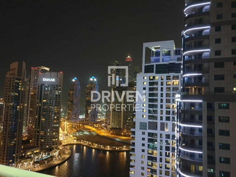Furnished Studio Apartment | Marina View