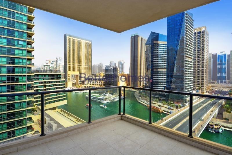 Marina View | Unfurnished | Maid's | Sahab 2