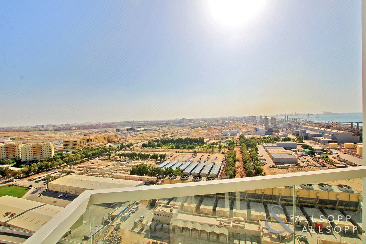 Brand New Building | 1 Bed | Great Views