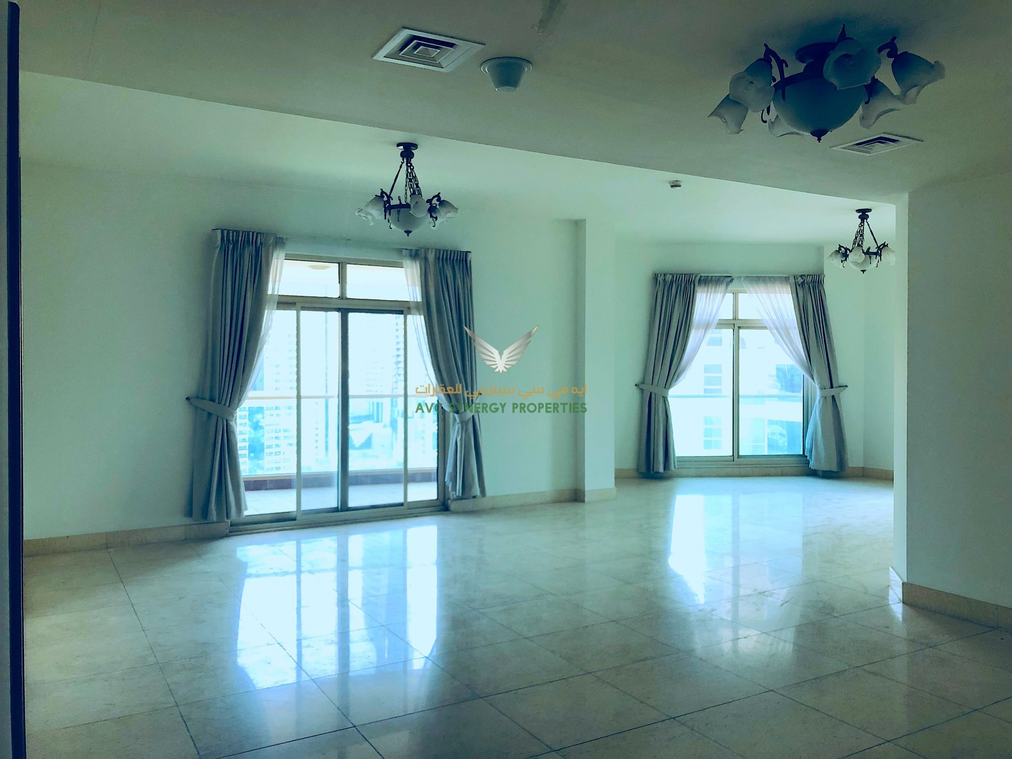 3BHK + Maid Room - Marina Mansion - Dubai Marina