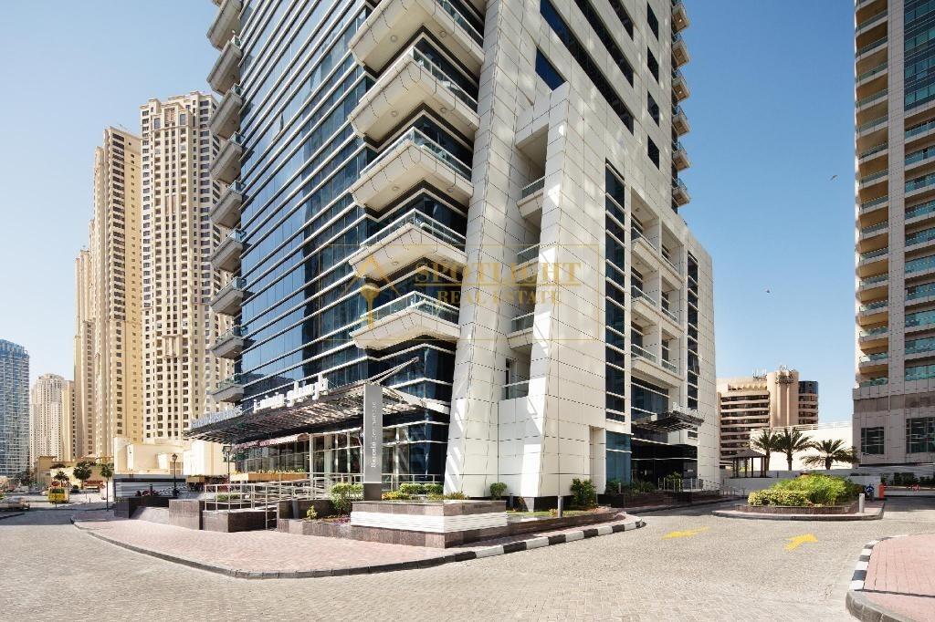 Luxurious Fully furnished 2 Bedroom in Hotel Apt Dubai Marina