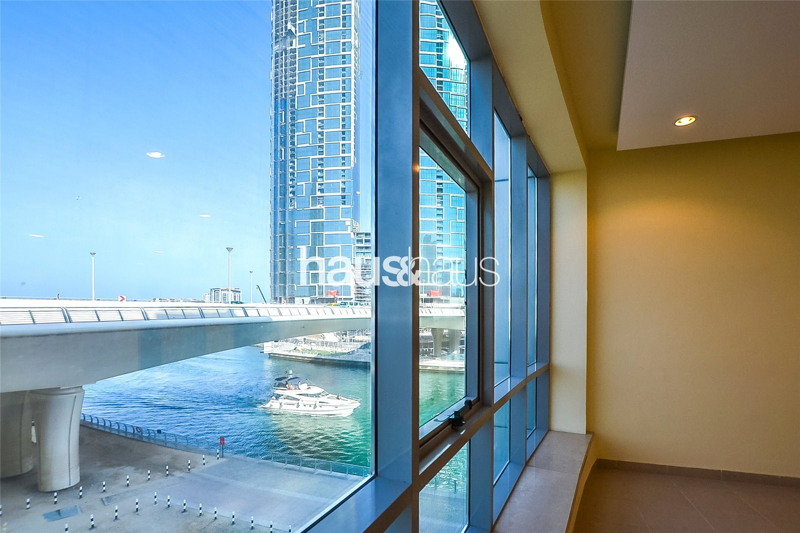 Upgraded | Partial Marina View | Available Now