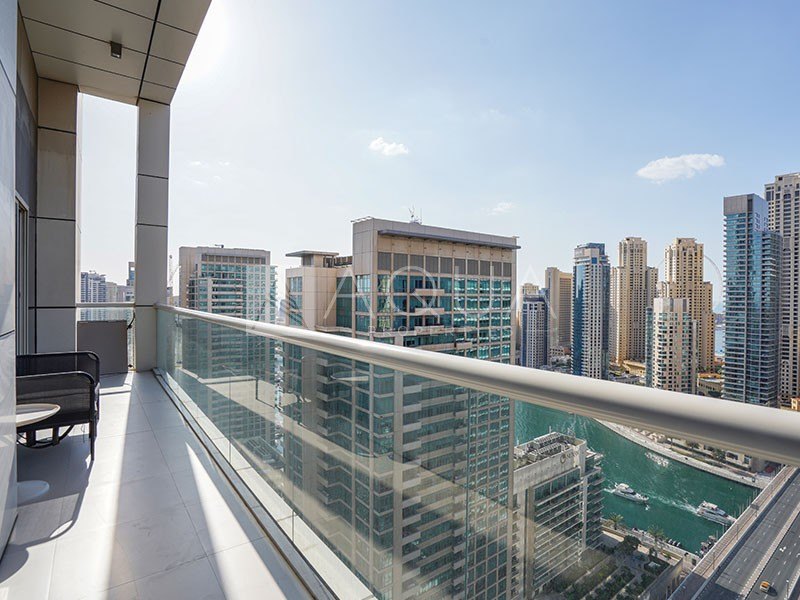Fully Furnished | Outstanding Marina Views