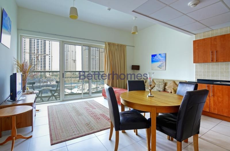1BR|Low Floor|Furnished|Near Mall/Metro