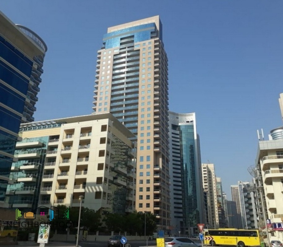 Amazing Sea View|Spacious 1 bed|Zumurud Tower|Vacant
