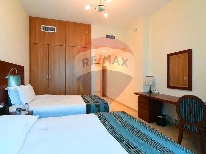 December Offer! AED 130,000 All Inclusive of Bills for a Hotel Apartment