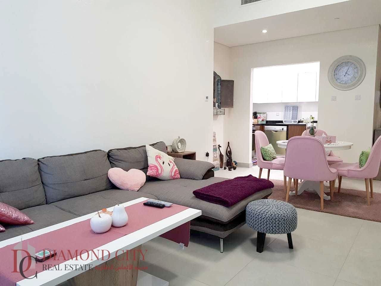 Beautifully furnished |Opposite beach |Brand new