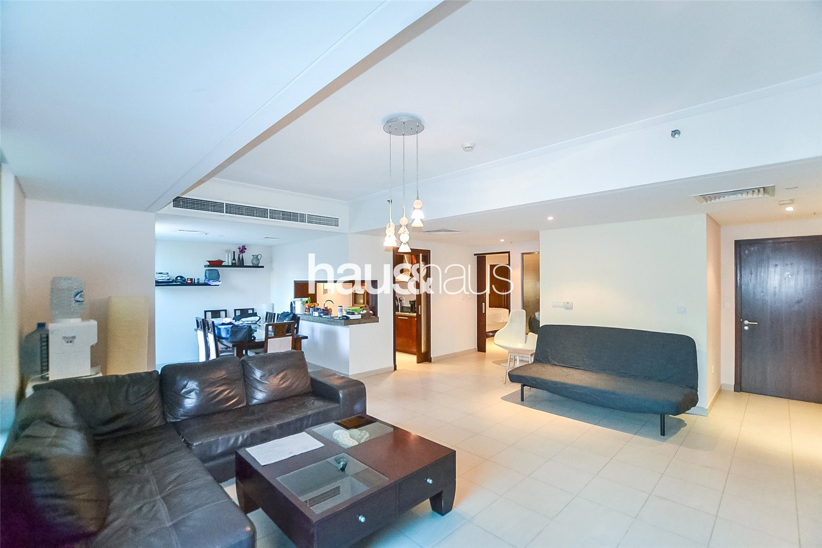 Massive 1 Bedroom | Fully furnished | Marina View