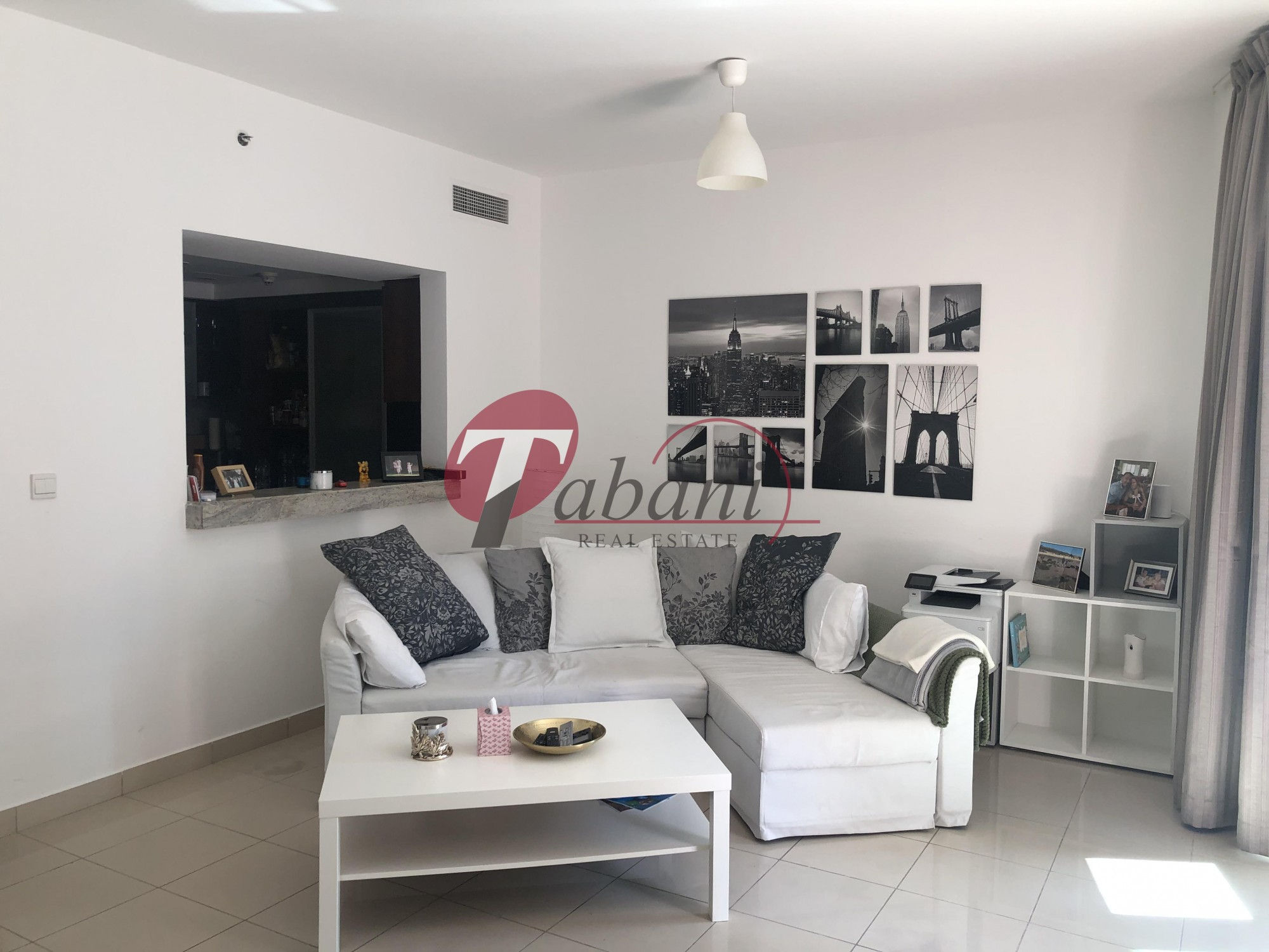 |Rented One Bed for Investor Dubai Marina