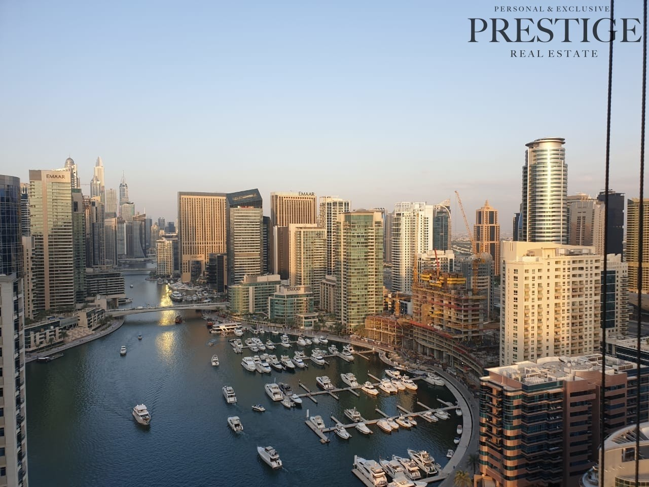 3 Bedroom Full Marina View | Sparkle Tower