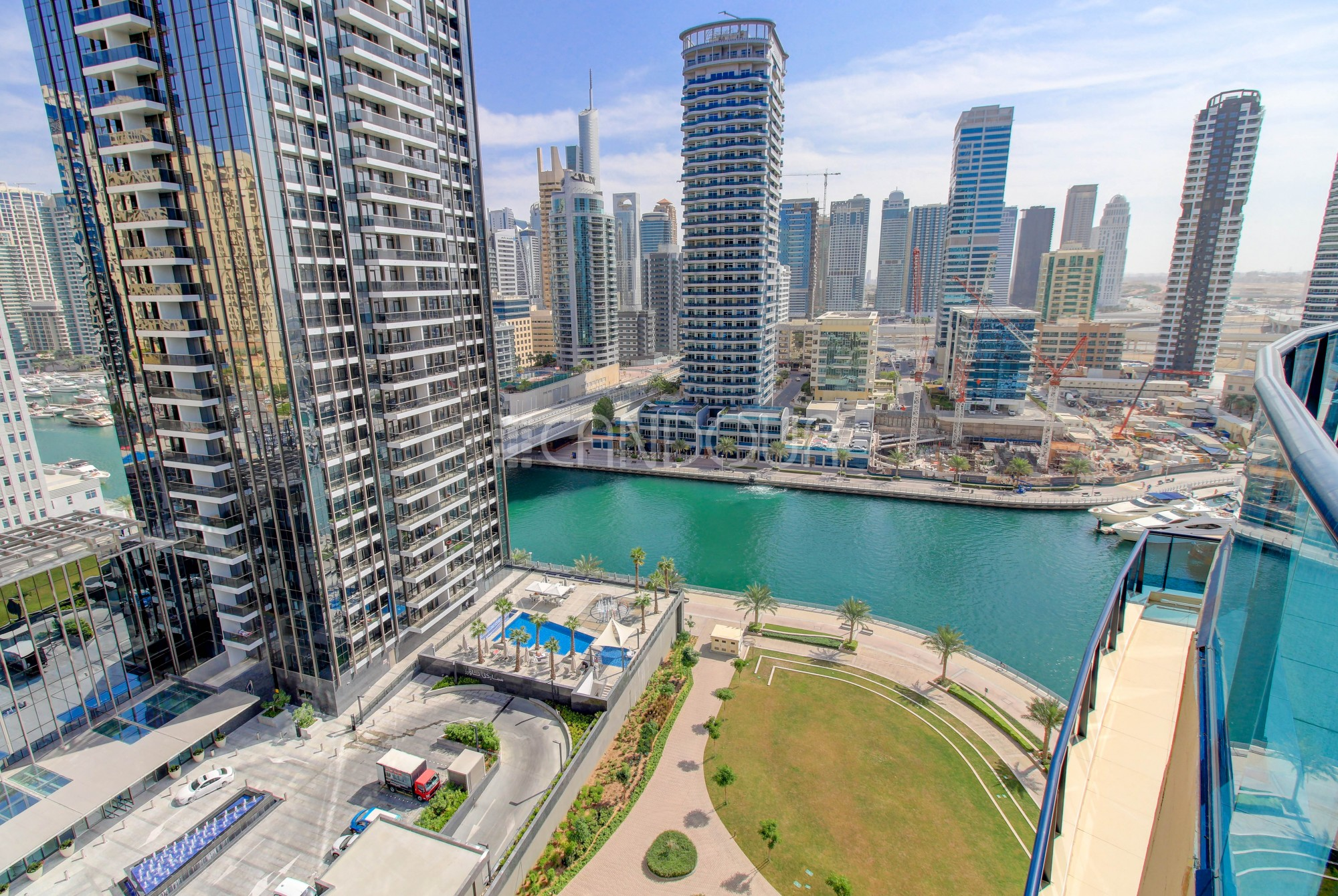 Spacious 3 Bed Penthouse | Fully Furnished for Sale
