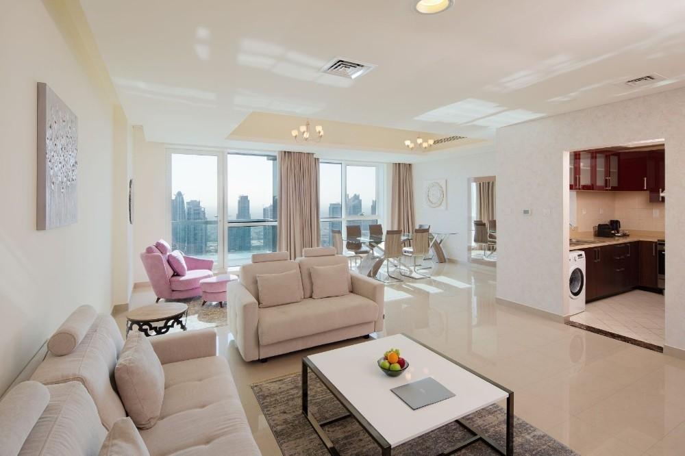 Deluxe One Bedroom Apartment in Dubai Marina